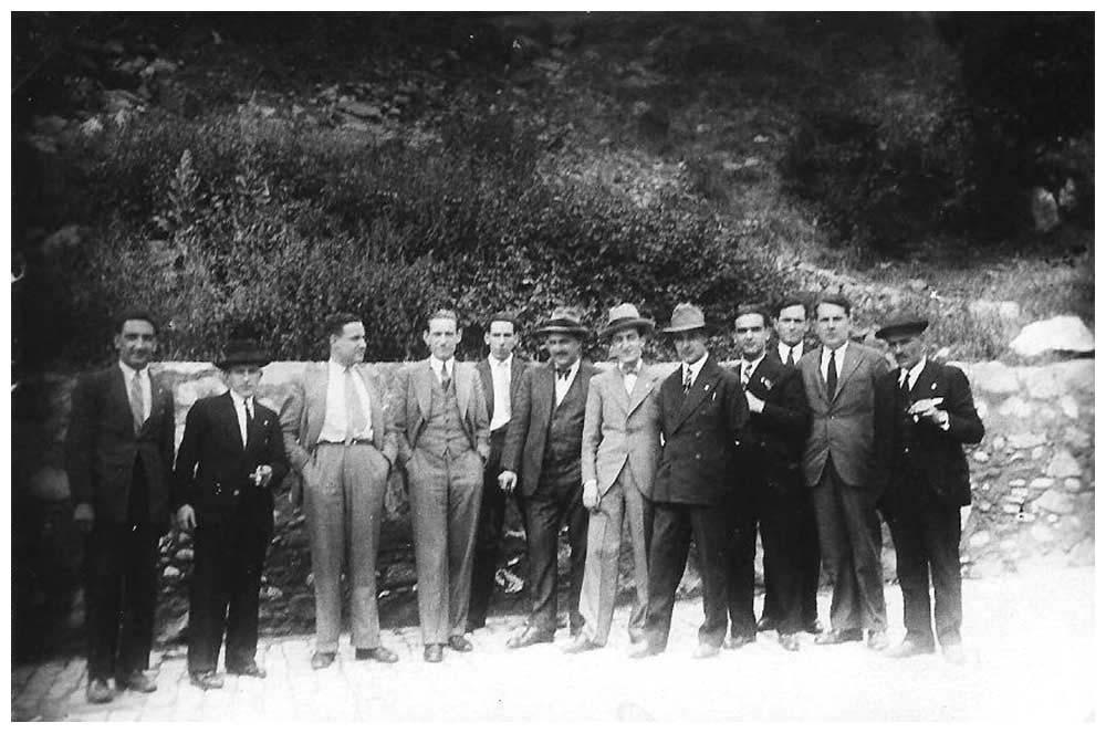 1932 La Farga de Bebié escacs
