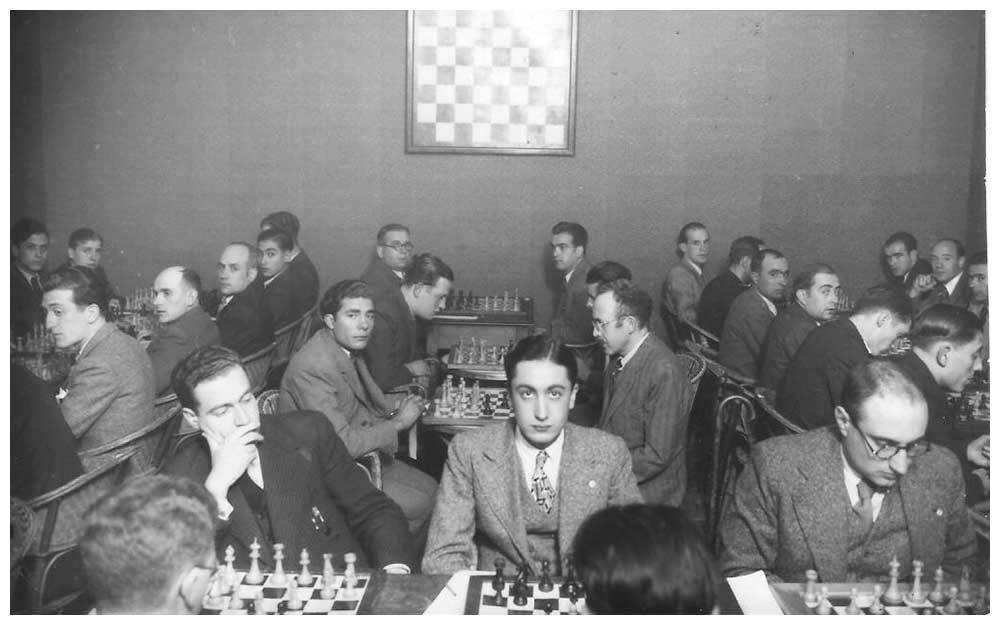 1935 Manresa Terrassa escacs