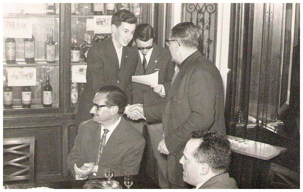 1965 Entrega de premis