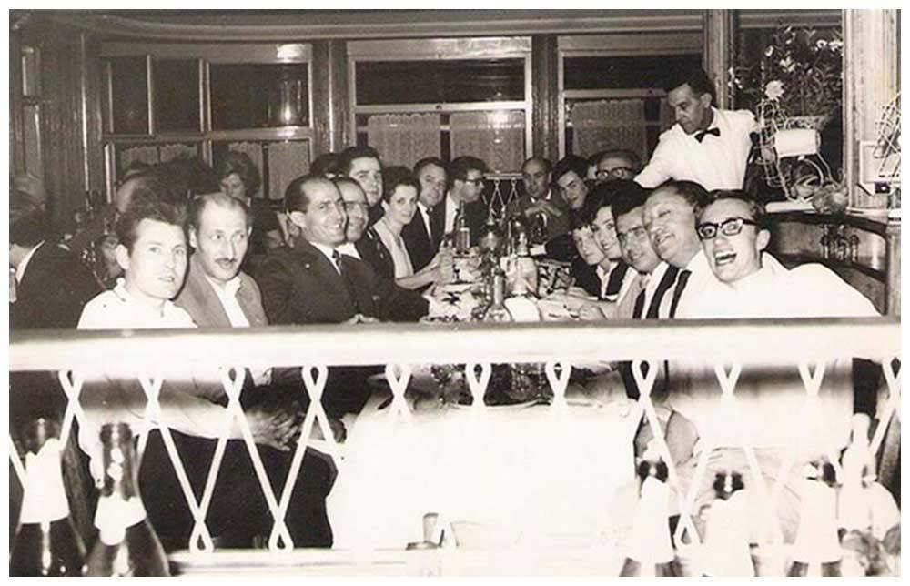 Entrega de premis 1966 Escacs