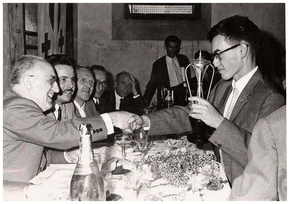 Festa Provincial escacs 1967