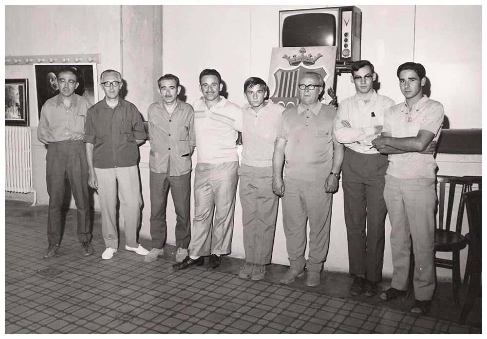 Open Internacional d'escacs Berga 1967