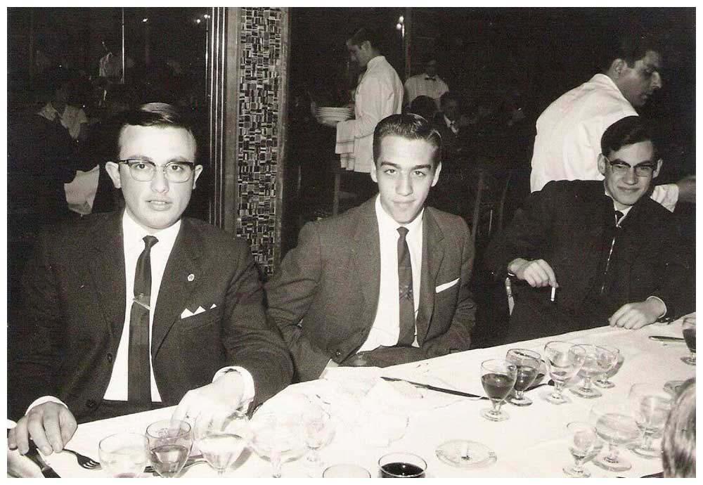 Escacs sopar 1967
