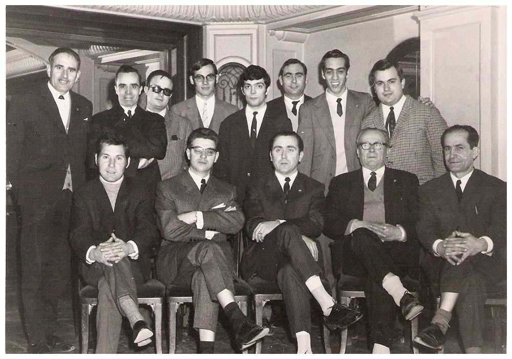 1970 Campio Escacs Catalonia Club