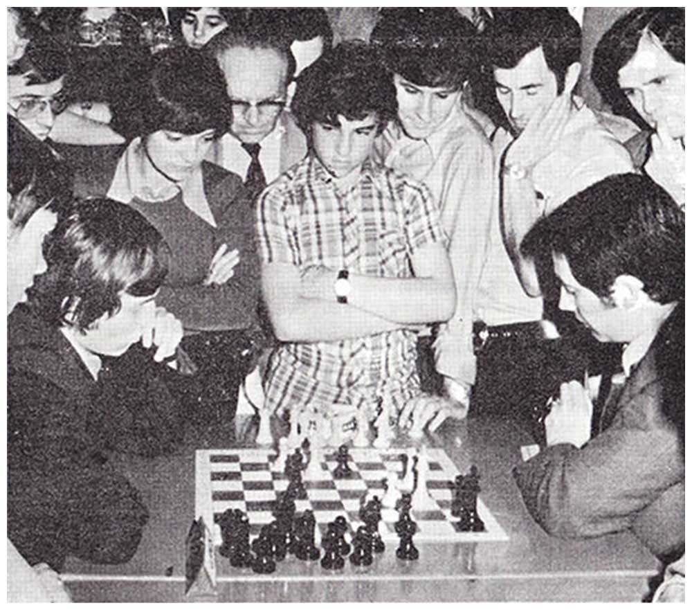 1976 Karpov al Casino