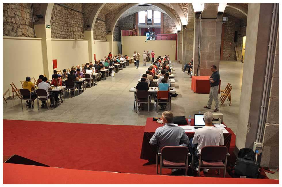 Open Internacional Ciutat de Manresa 2011