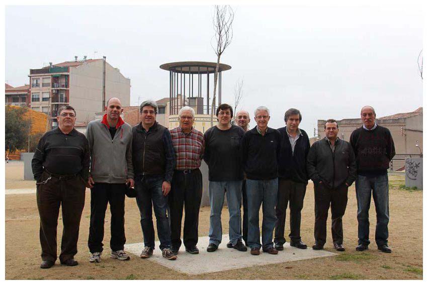 Escacs equip A E. Catalonia C. 2013
