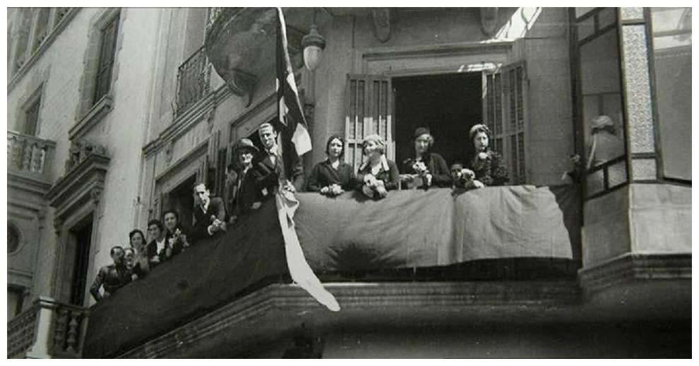 2-4-1933 – Visita a Manresa del Club d'Escacs Barcelona