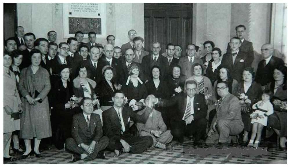Trobada escacs Manresa 1933