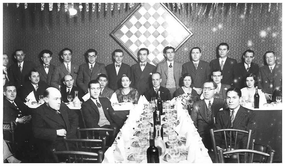Homenatge Ricard Riu 1932