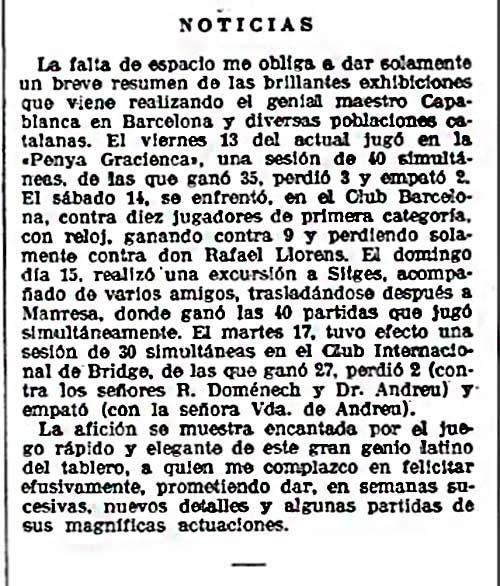 Noticia de la Vanguardia - 20-12-1935