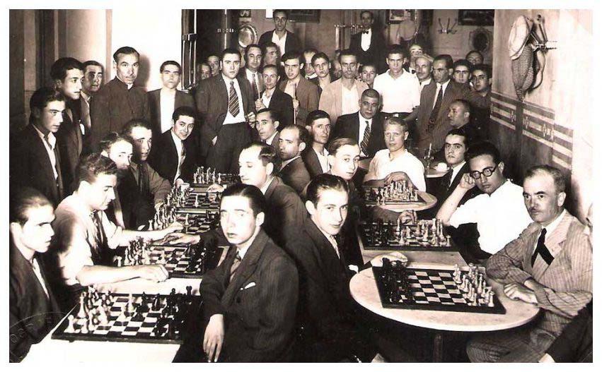 Setembre 1931 escacs