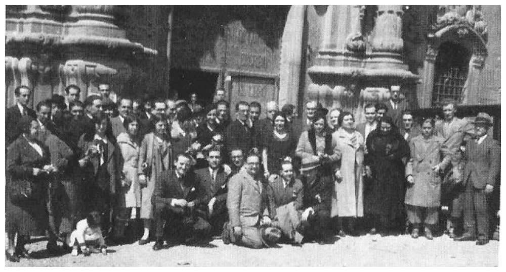Santa Cova 1935 escacs Manresa